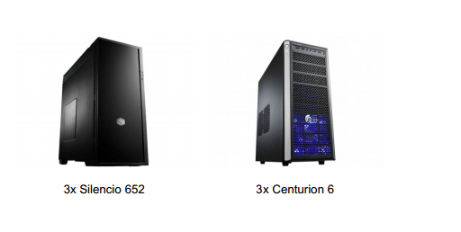 Cooler Master Cooling Competition