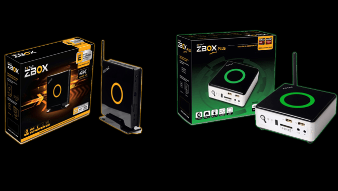Zotac ZBOX Featured