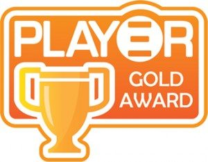 Play3r Gold Award