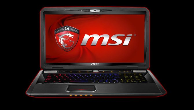 MSI GT70 Dominator Rivet Networks Killer LAN Last