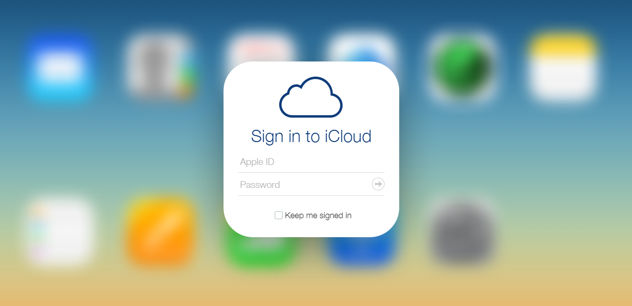 How do i access files from icloud