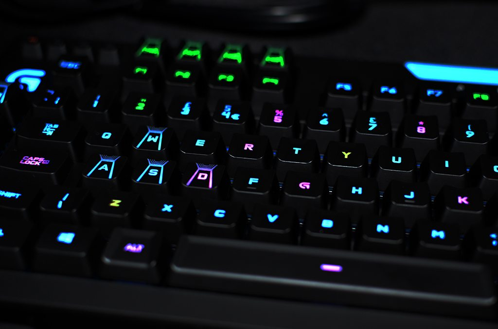 Logitech G910 Orion Spark Rgb Review Play3r