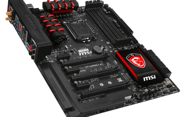 MSI Z97 Gaming 9 AC Motherboard Review