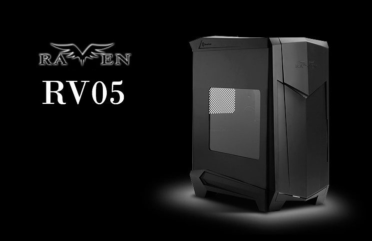 SilverStone Raven RV05 Review 3