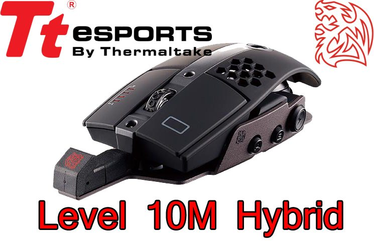 Tt eSPORTS Level 10M Hybrid Review 6