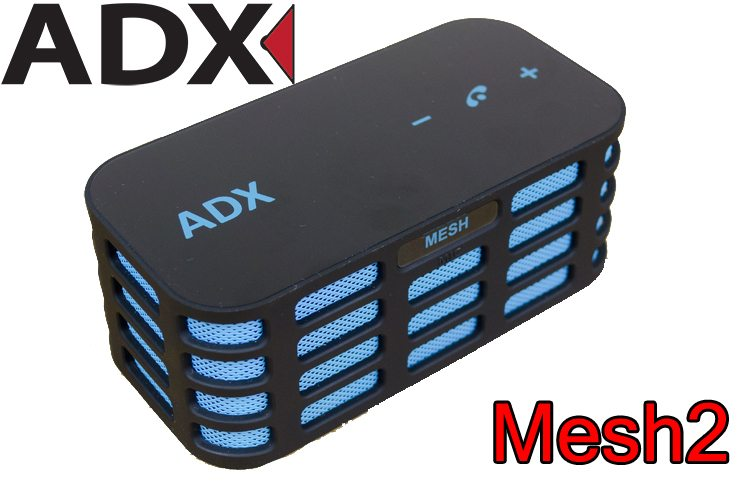Audio Dynamix Mesh2 Bluetooth Speaker Review 2