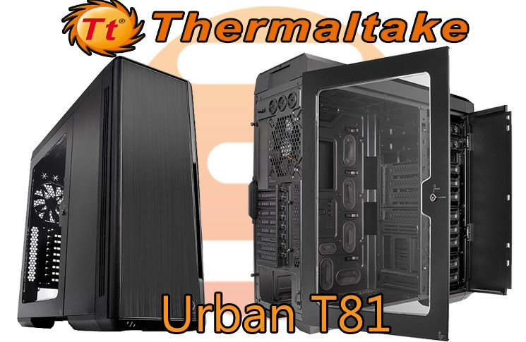 Thermaltake Urban T81 Review 1