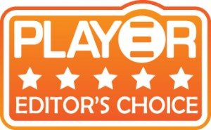 The Play3r Editor's Choice Award