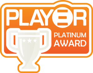 The Play3r Platinum Award
