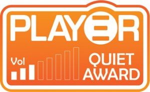 The Play3r Quiet Award