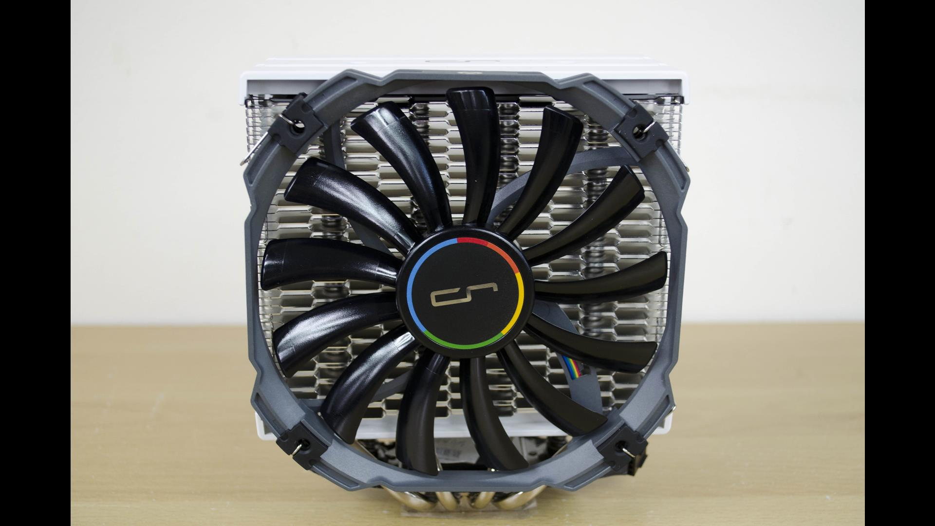 Cryorig H5 Universal CPU Cooler Review 11