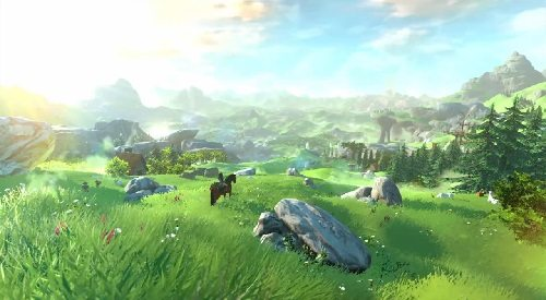 Legends of Zelda For Wii U Delayed