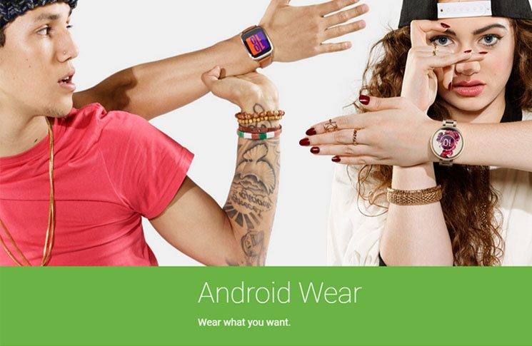 Android Wear Gets Its Biggest Update Yet