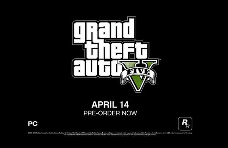 Grand Theft Auto V, No More Delays To The Pc Release