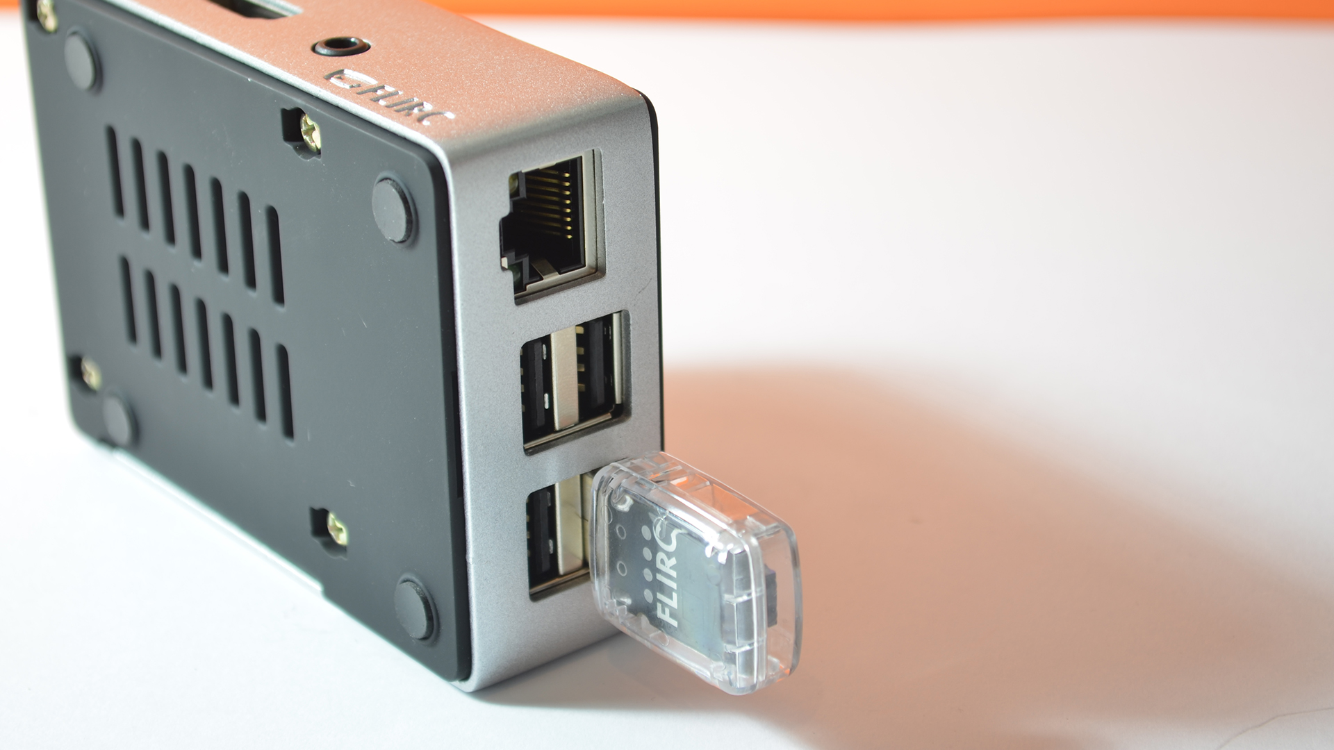 FLIRC Raspberry Pi Case and USB Adapter Review 21