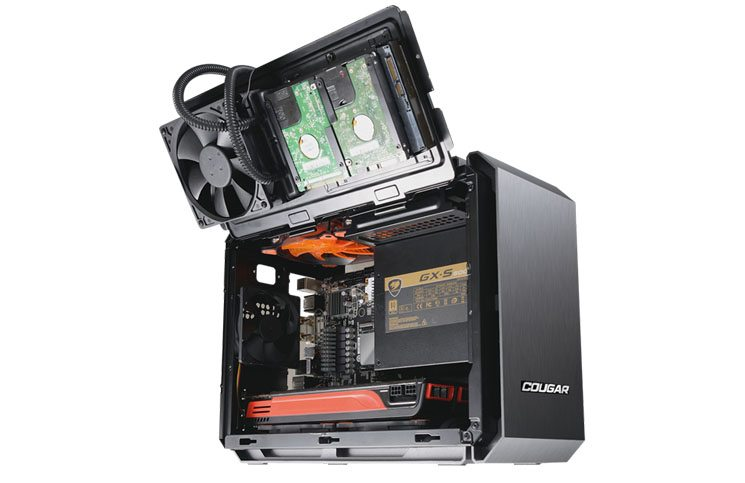 COUGAR QBX Gaming Case Receives Prestigious Award, Settles Console vs PC Debate
