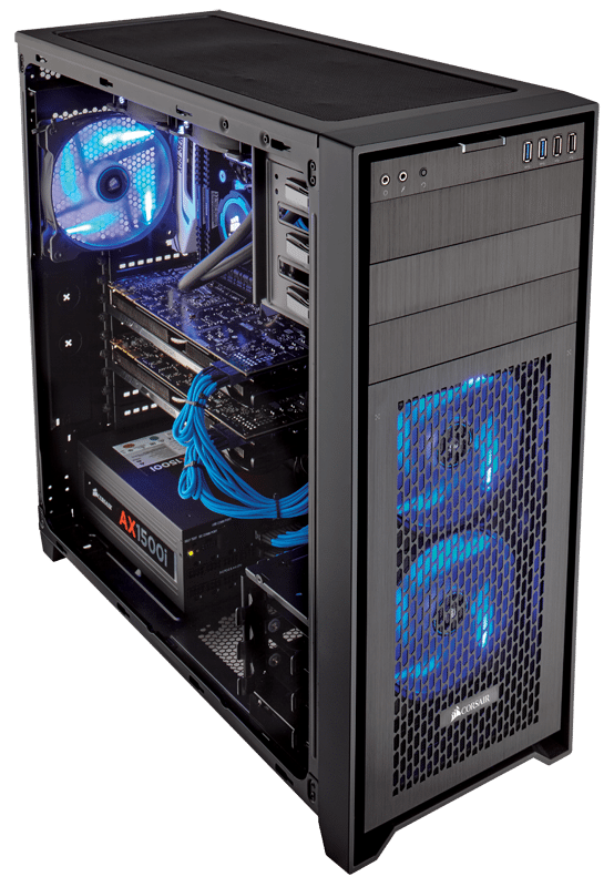 Corsair Announces Obsidian Series 750D Airflow Edition Full-Tower PC Case 3