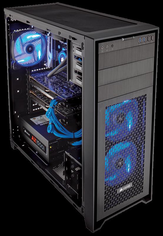 Corsair Announces Obsidian Series 750D Airflow Edition Full-Tower PC Case 3