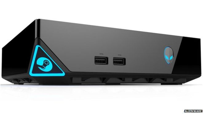 First Steam Machines on sale from Alienware and Cyberpower