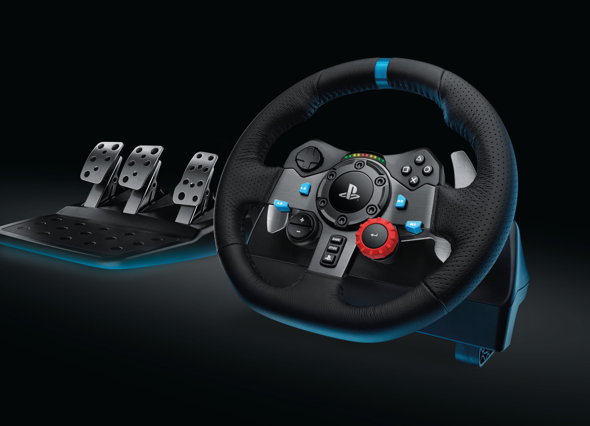 Logitech Announce 2 Epic New Racing Wheels, The G29 & G290 Drive Force! 1