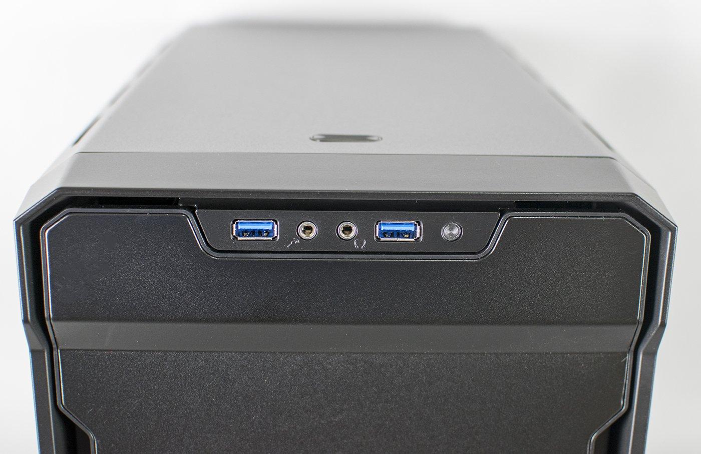 Phanteks Evolv ITX Case Review 19