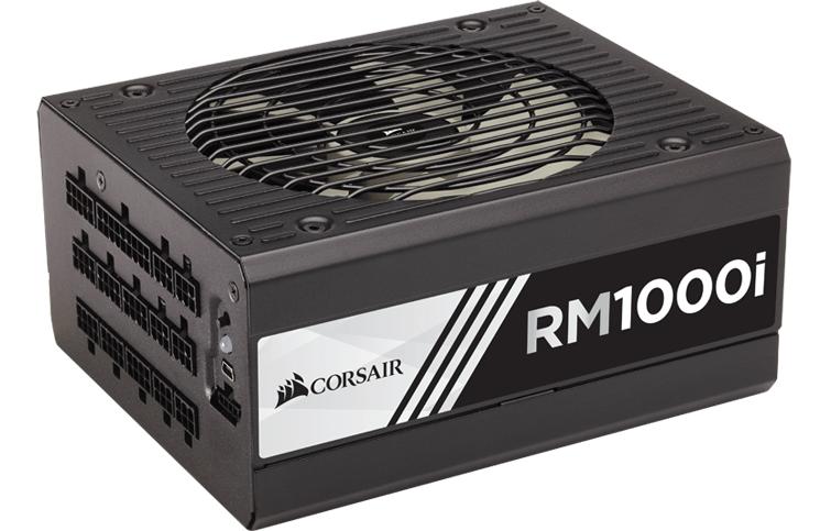Corsair Announces 80 Plus Gold Power Supplies with RMi Series 5