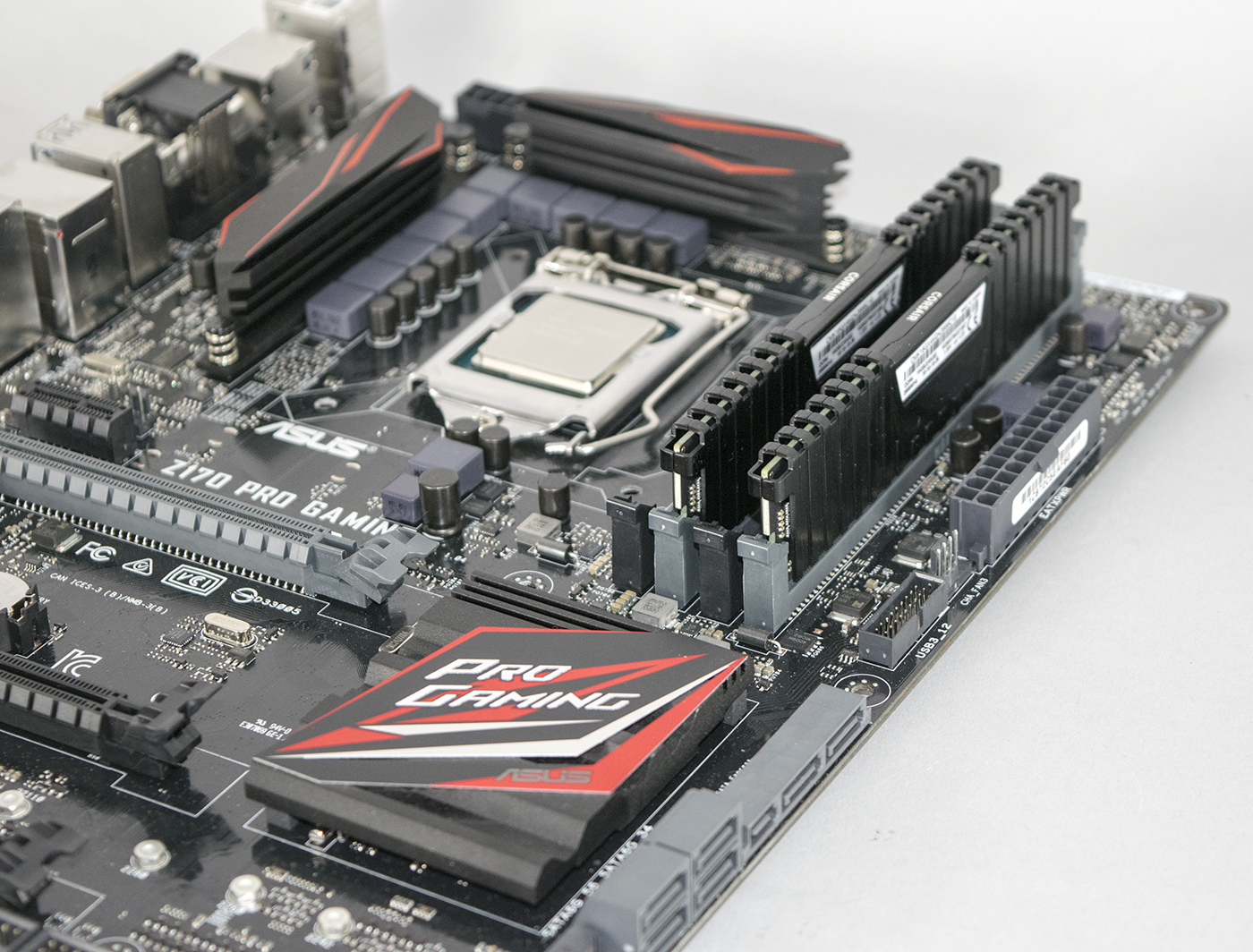 ASUS Z170 Pro Gaming Skylake Motherboard Review 57