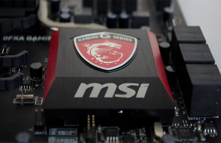 MSI 990FXA GAMING Motherboard Review 36