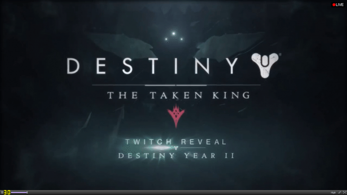 The Taken King - The Tower Reveal 1