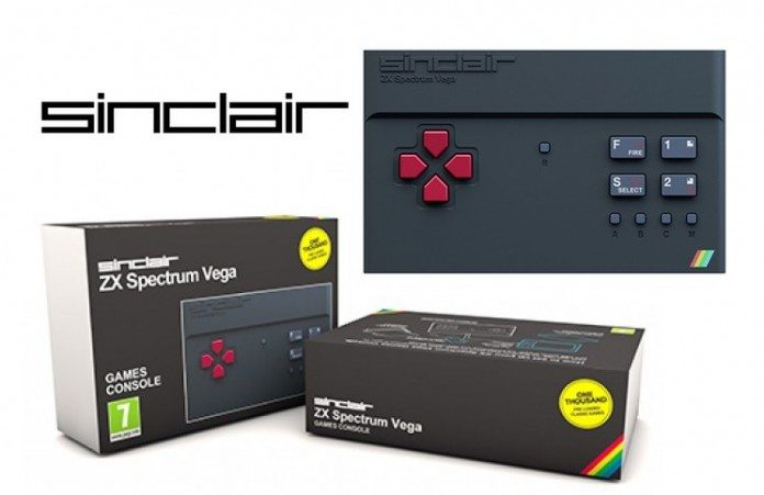 Say Hello To The 1,000-in-1 Sinclair ZX Spectrum!