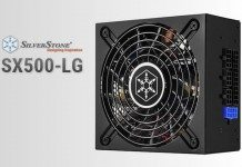 Silverstone SX500-LG 500w SFX-L Power Supply Overview 9