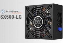 Silverstone SX500-LG 500w SFX-L Power Supply Overview 9