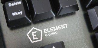 Element Gaming Beryllium Mechanical Keyboard Review 6