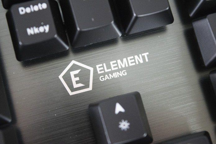 Element Gaming Beryllium Mechanical Keyboard Review 6