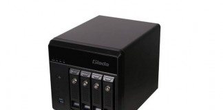 Giada's GT400 MicroServer – Small, Robust and Efficient