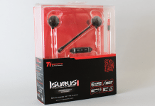 Tt eSPORTS Isurus Pro In-Ear Gaming Headset Review 1