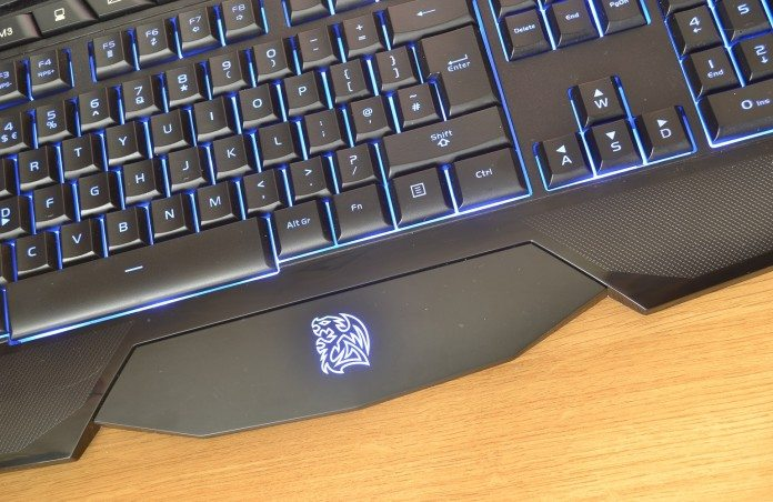 Thermaltake Tt Esports Challenger Prime Keyboard Review 19