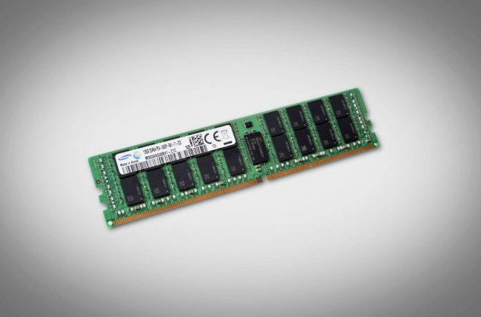 Samsung Producing 128GB DDR4 modules of RAM 2