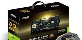 ASUS Announces 20th Anniversary Gold Edition GTX 980 Ti 3