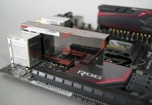ASUS Z170 Maximus VIII Impact ITX Motherboard Review 6