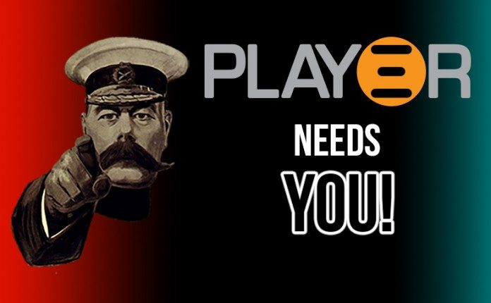 Currently Looking For Writers/Editors @ Play3r!