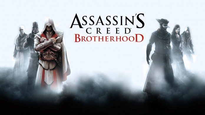 Assassin's Creed: Brotherhood - Oh brother.... 1