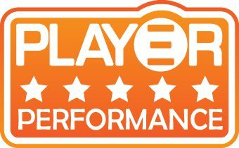 The Play3r award for Performance