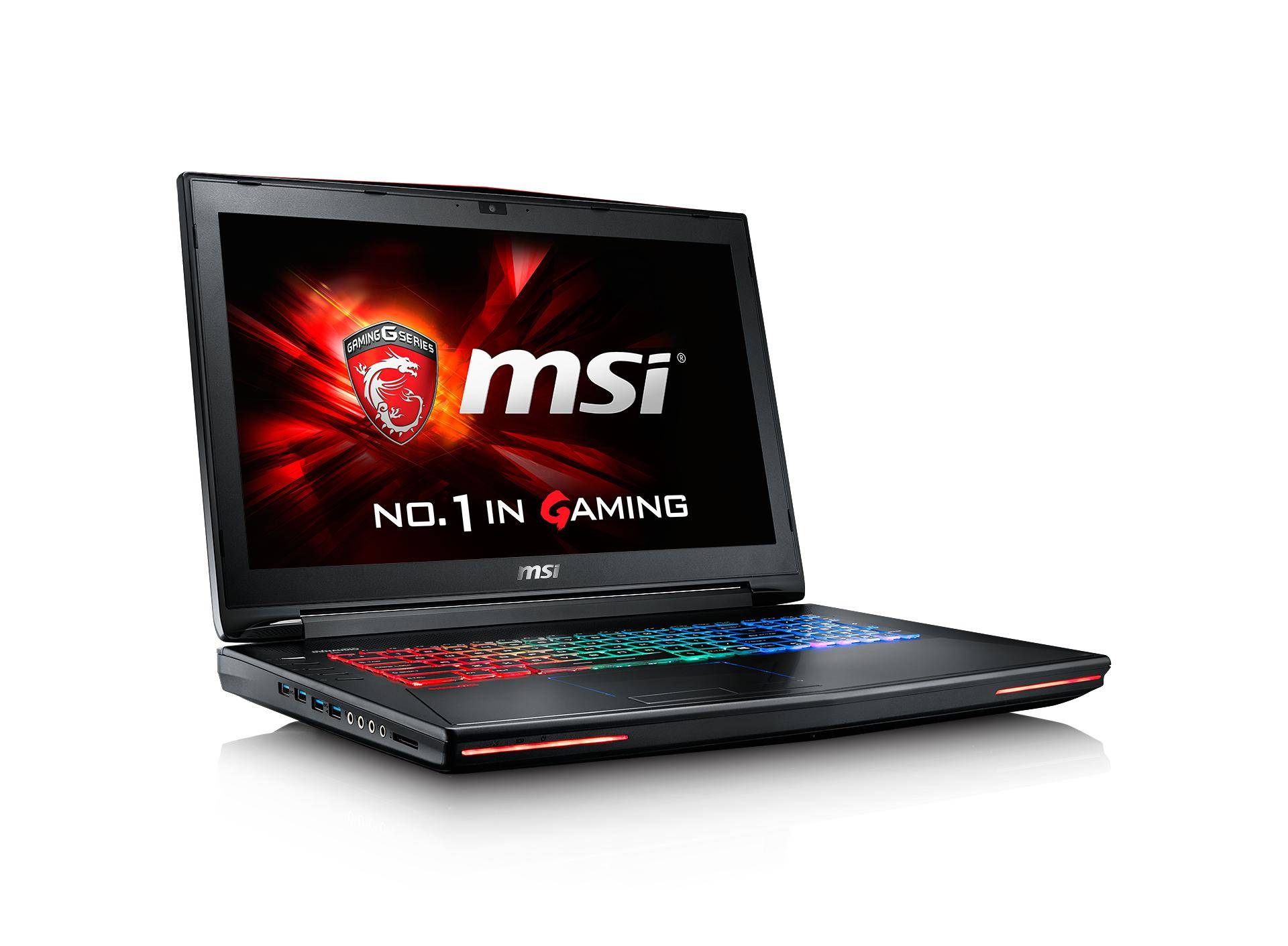Download Driver: MSI GT72 6QE Dominator Pro 4K