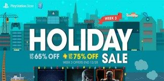 Playstation Network Holiday Sale!