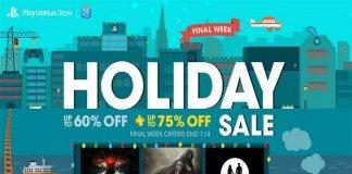 Last Week of PlayStation Sales!