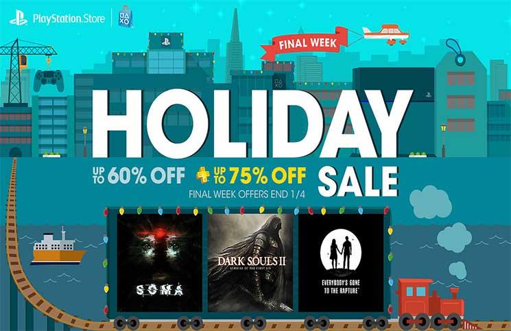 Last Week of PlayStation Sales!   Play3r