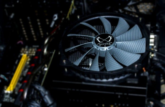 Scythe Grand Kama Cross 3 CPU Cooler Review 9