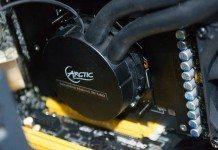 Arctic Accelero Hybrid III - 140 Review 12