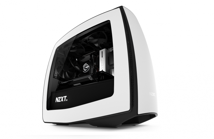 NZXT presents Manta, its breakthrough ITX Case 7